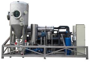 evaporatori sottovuoto -serie-HP evaporatore
